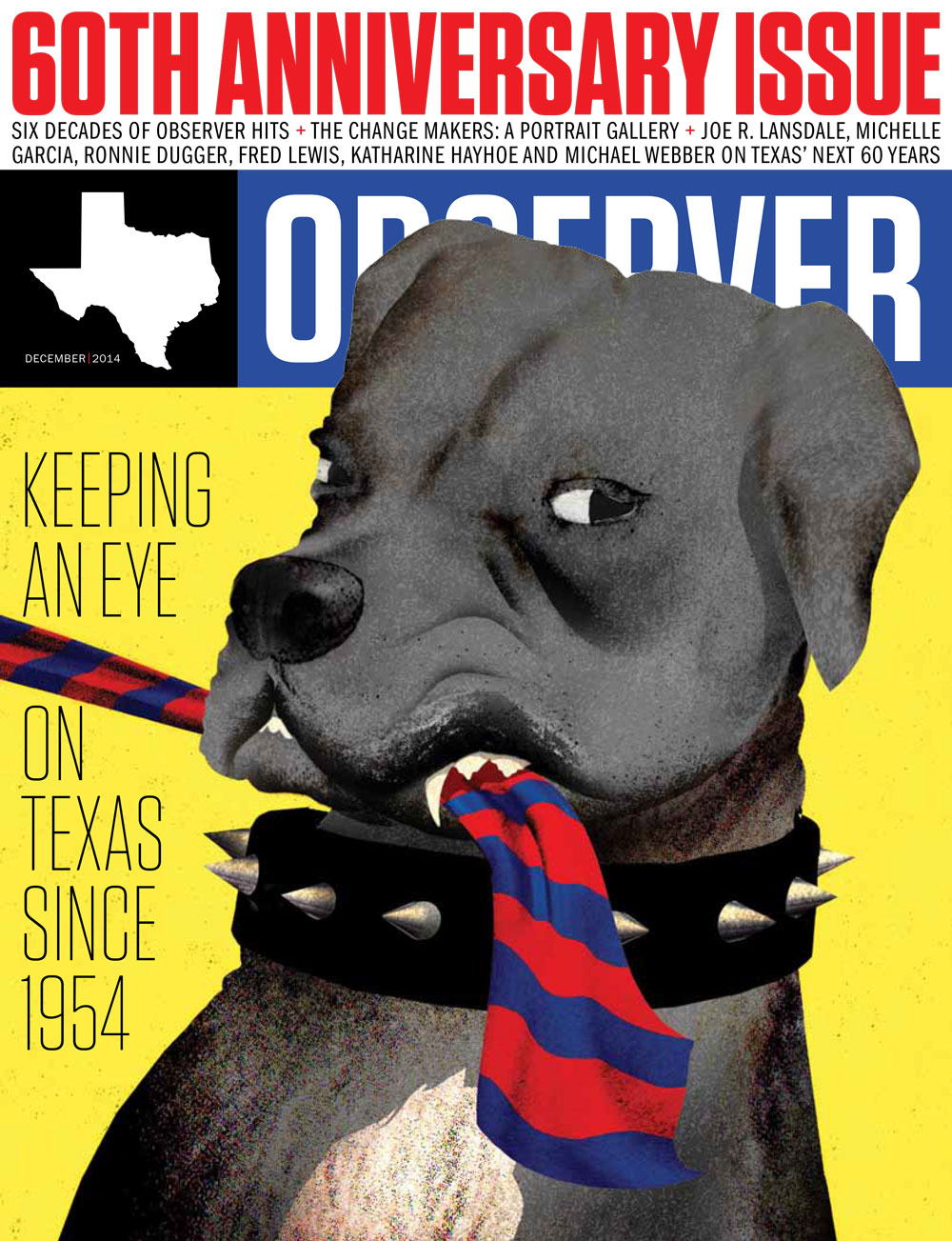 The Observer at 60 Cover